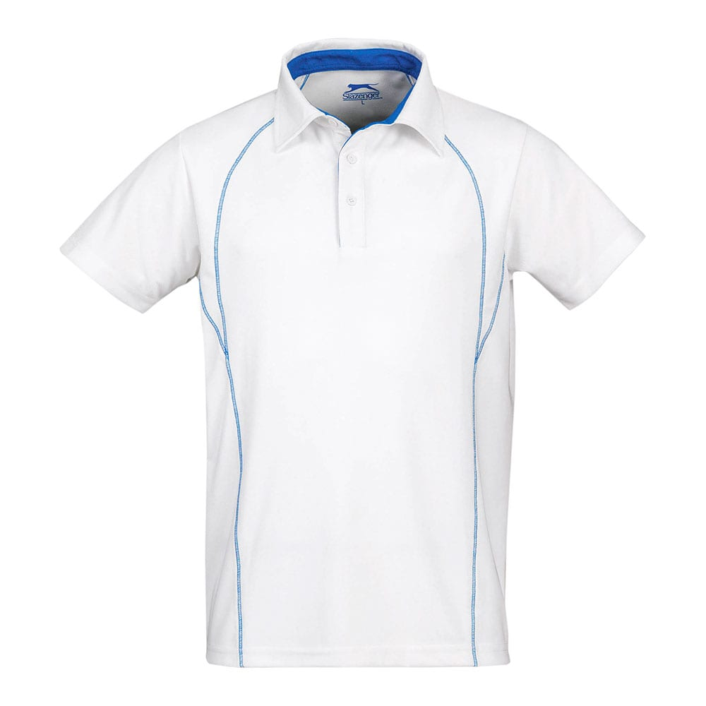 Victory Mens Golf Shirt White Only Brand Me