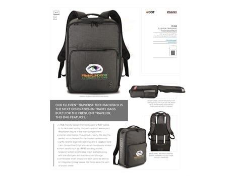 Elleven Traverse Tech Backpack-image