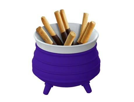 Poykie Ceramic Pot With Silicone Cover-image