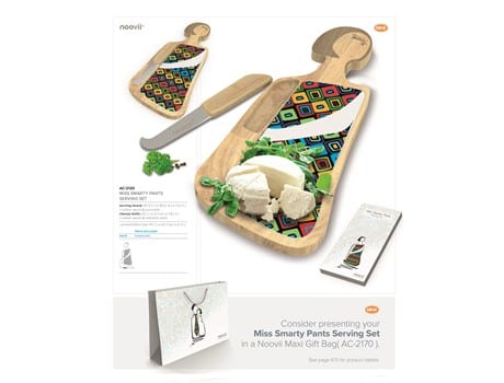 Miss Smarty Pants Serving Board-image