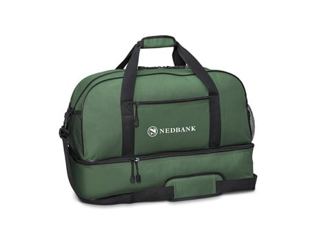 Maine Double-Decker Bag - Dark Green Only-image