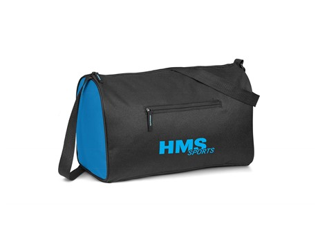 Champion Sports Bag - Cyan Only-image