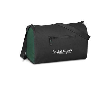 Champion Sports Bag - Dark Green Only-image