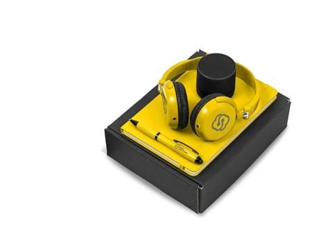 Omega Five Gift Set - Yellow-image