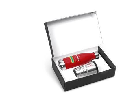 Omega Two Gift Set - Red-image