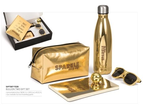 Bullion Two Gift Set - Gold Only-image
