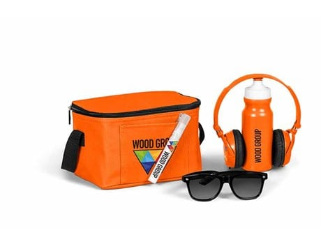 Omega Four Gift Set - Orange Only-image
