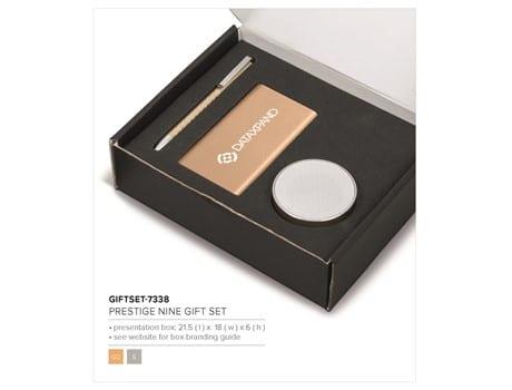 Prestige Nine Gift Set -Gold Only-image