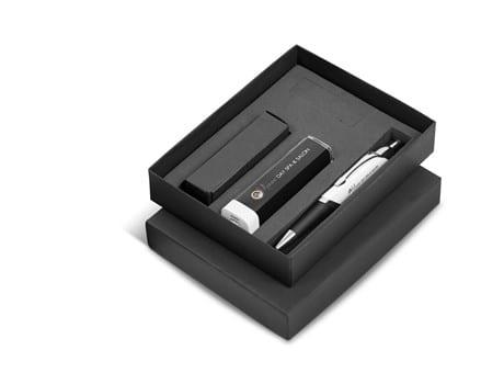Omega Nine Gift Set  2200mAh - Black Only-image