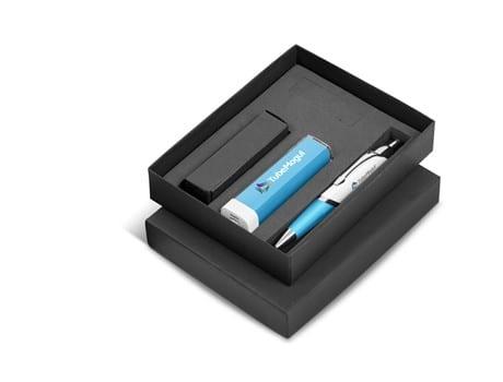 Omega Nine Gift Set 2200mAh - Turquoise Only-image