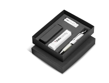 Omega Ten Gift Set - Solid White-image