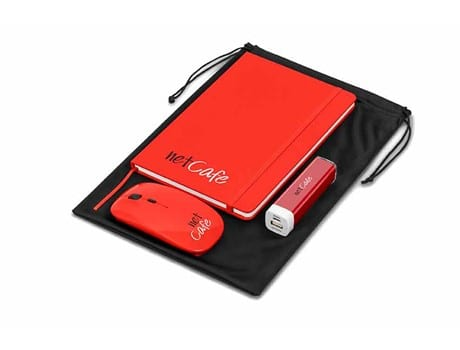 Omega Eight Gift Set - Red Only-image