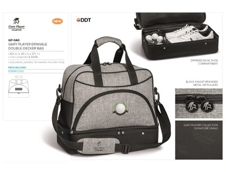 Gary Player Erinvale Double Decker Bag-image
