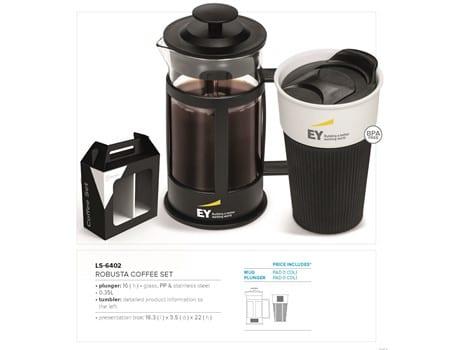 Robusta Coffee Set - 360ml-image