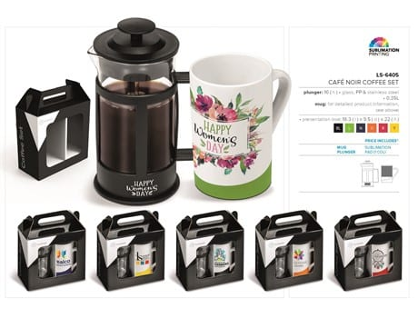 Café Noir Coffee Set - 350ml-image