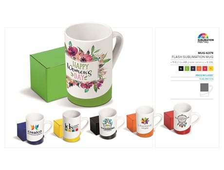 Flash Sublimation Mug - 330ml-image