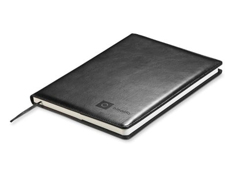 Baltimore Maxi Notebook - Black Only-image