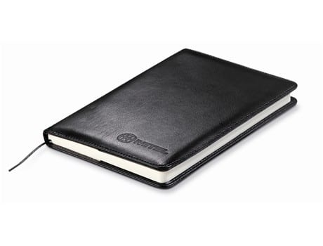Baltimore Midi Notebook - Black Only-image
