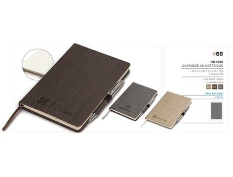Oakridge A5 Notebook-image
