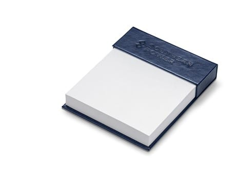 Renaissance Notepad - Navy Only-image