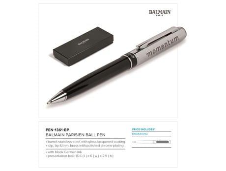 Balmain Parisien Ball Pen-image