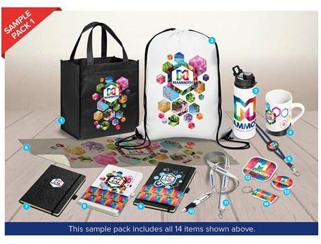 Sample Pack 1 - Digital Branding Assorted (Set of 14)-image