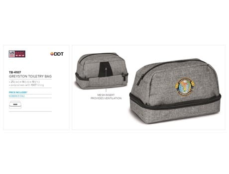Greyston Toiletry Bag-image