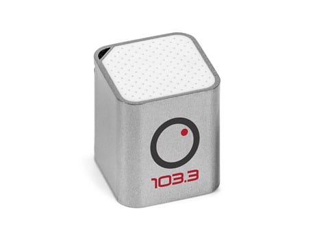 Melody Bluetooth Speaker - Silver Only-image