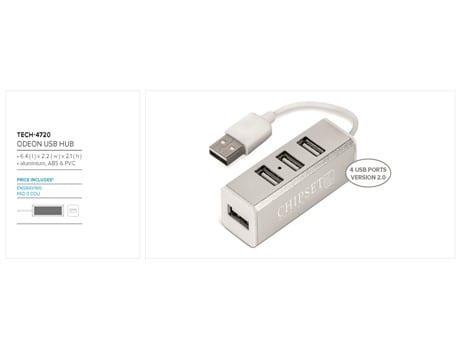 Odeon USB Hub-image