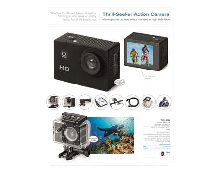 Thrill-Seeker Action Camera-image