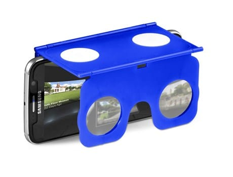 Optix Vr Glasses - Blue-image