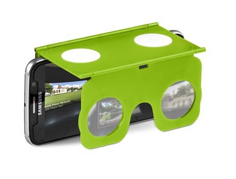 Optix Vr Glasses - Lime-image