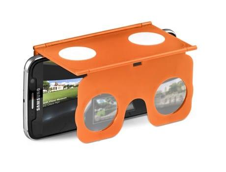 Optix Vr Glasses - Orange-image