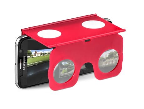 Optix Vr Glasses - Red-image