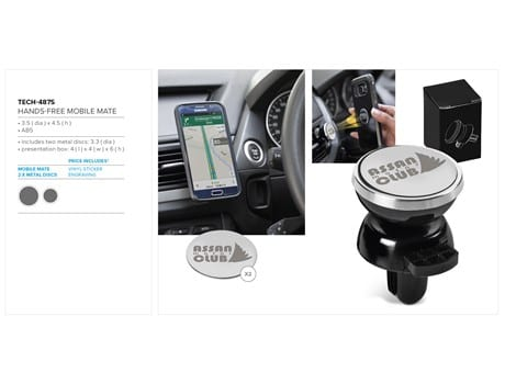 Hands-Free Mobile Mate-image