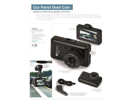 Patrol Dash Cam- Black Only-image