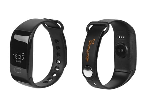 Orbit Smart Watch with Heart Rate Monitor and Activity Tracker-image