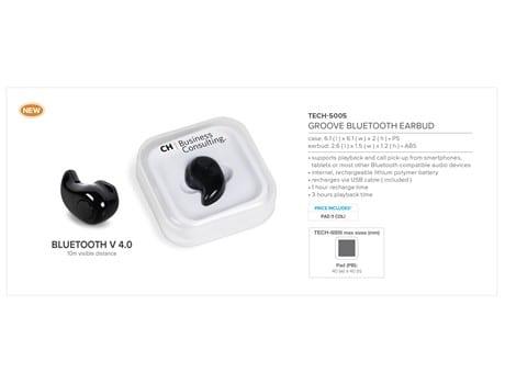 Groove Bluetooth Earbud-image
