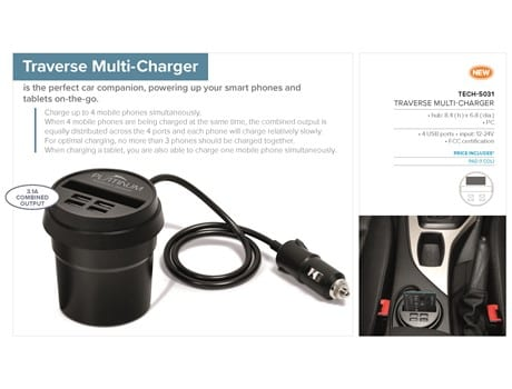 Traverse Multi-Charger-image