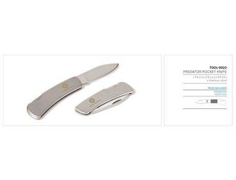 Predator Pocket Knife-image